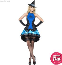 Smiffys *DISC* Witch Couture Medium