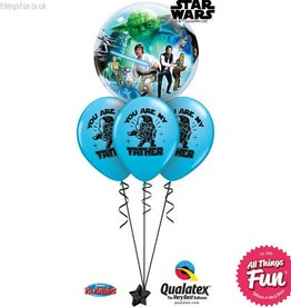 Star Wars You Are My Father Bubble Layer