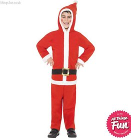 Smiffys Child's Santa All in One
