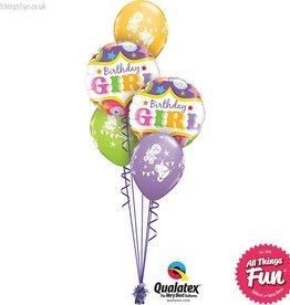 Birthday Girl Circus Classic