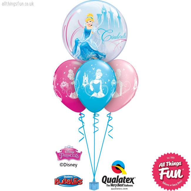 Cinderella Bubble Layer
