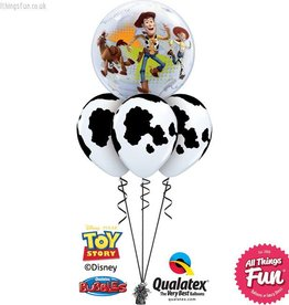 Toy Story Bubble Layer