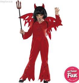 Smiffys *DISC* Devil Girl Small