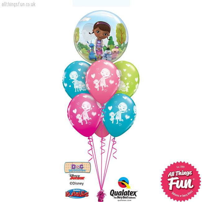 Doc Mcstuffins  Bubble Luxury
