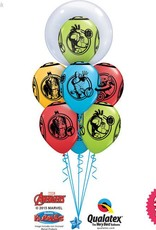 Marvel's Avengers Assemble Deco Bubble Luxury