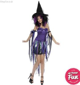 Smiffys *DISC* Naughty Witch Small