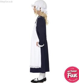 Smiffys Victorian Poor Girl Costume