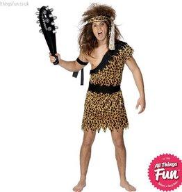 Smiffys Male Caveman Costume