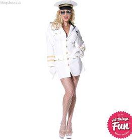 Smiffys Top Gun Officer
