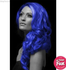 Smiffys Blue Hair Colour Spray