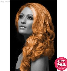 Smiffys Orange Hair Colour Spray