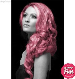 Smiffys Pink Hair Colour Spray
