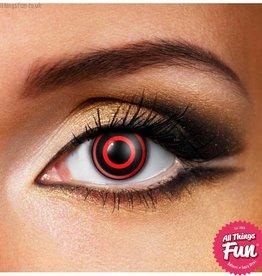 Funky Vision *SP* Bullseye Cosmetic Lens - 90 Day