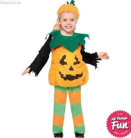 Smiffys *DISC* Little Pumpkin Costume