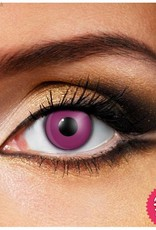 Funky Vision Violet Cosmetic Lens - 90 Day