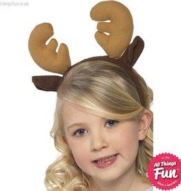 Smiffys Reindeer Headband