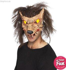 Smiffys *DISC* Werewolf Mask