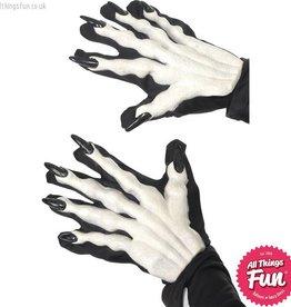 Smiffys *DISC* Horror Monster Gloves