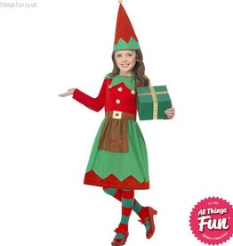Smiffys Santa's Little Helper Costume