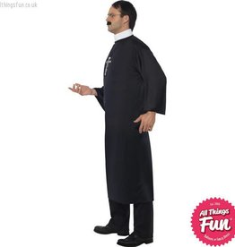 Smiffys Priest Costume
