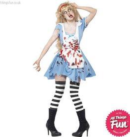 Smiffys Zombie Malice Costume