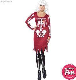 Smiffys Beauty Bones Costume