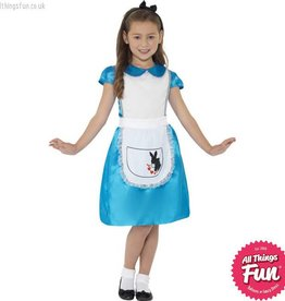 Smiffys *DISC* Wonderland Princess Costume Small