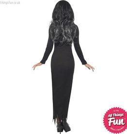 Smiffys Female Skeleton Dress