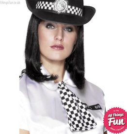 Smiffys Policewoman's Scarf