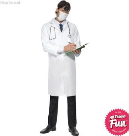 Smiffys Doctor's Costume