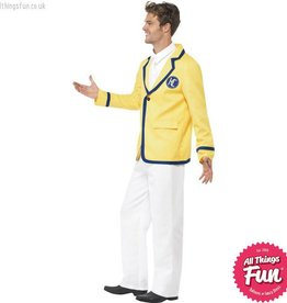 Smiffys *DISC* Holiday Rep Costume