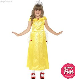 Smiffys *DISC* Belle Beauty Costume