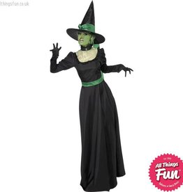 Smiffys Witch Costume