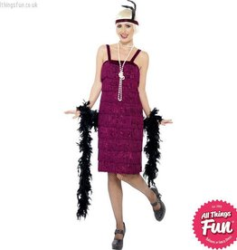 Smiffys Jazz Flapper Costume