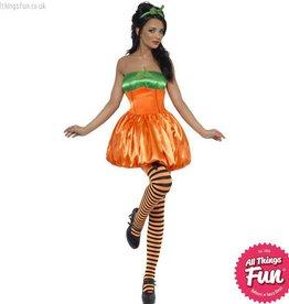 Smiffys *DISC* Pumpkin Costume Small