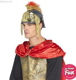 Smiffys Grey Roman Helmet
