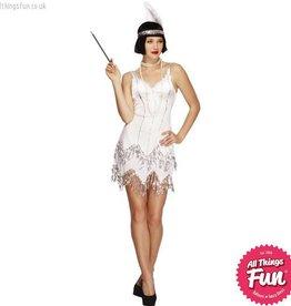 Smiffys Fever Flapper Dazzle Costume