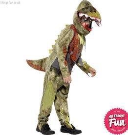 Smiffys Deluxe Deathly Dinosaur Costume