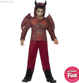 Smiffys Deluxe Devil Costume
