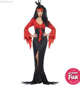 Smiffys Evil Queen Costume