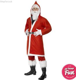 Smiffys *DISC*  Father Christmas Costume