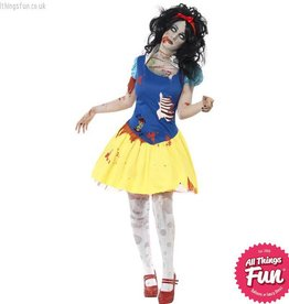 Smiffys Zombie Snow Fright Costume