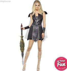 Smiffys Fever Dark Warrior Costume