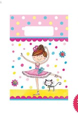 Pioneer Balloon Company Party Bags - Ballerina