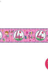 Pioneer Balloon Company Foil Banner - Age 4 Fairy