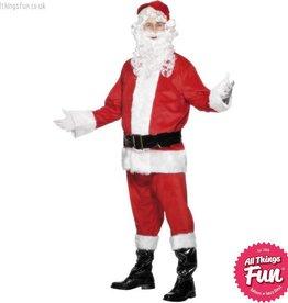 Smiffys Santa Costume & Beard