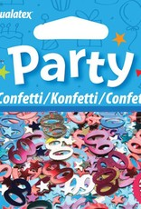 Pioneer Balloon Company Confetti - Age 60 Multi-Coloured Birthday