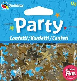 Pioneer Balloon Company Confetti - Gold & Silver Stars