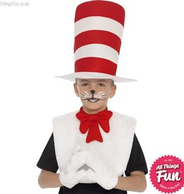 Smiffys *DISC* Cat in the Hat Kit
