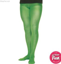 Smiffys Mens Green Tights 70 Denier